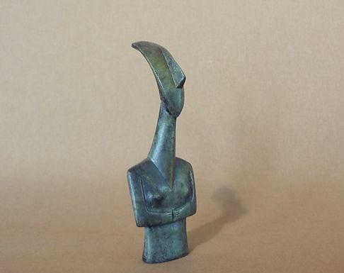bronze Cycladic Keros torso