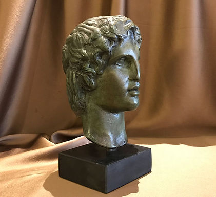 bronze Alexander the Great (small)