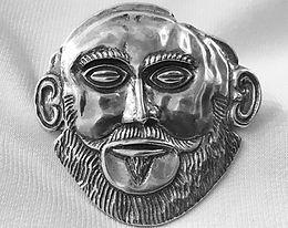 Agamemnon brooch pendant