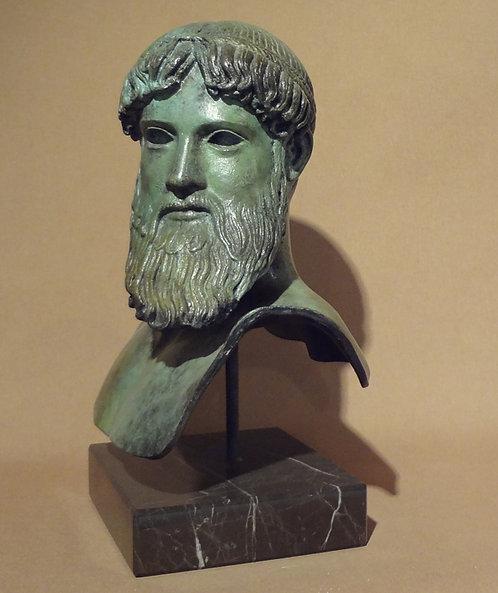 bronze Artemision Zeus Poseidon (medium)