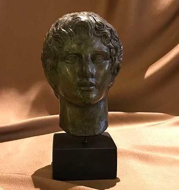 bronze Alexander the Great (mini)