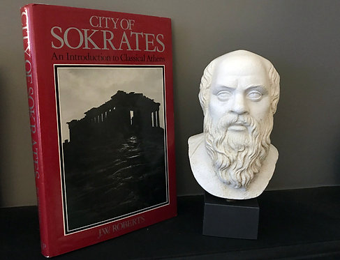 head of Sokrates