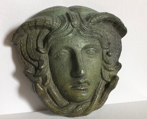 small Medusa mask
