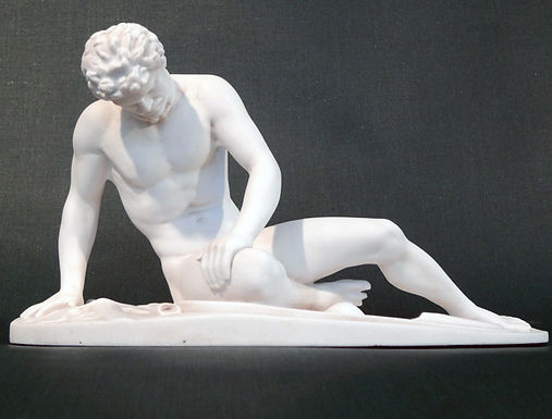 marble Wounded Gaul