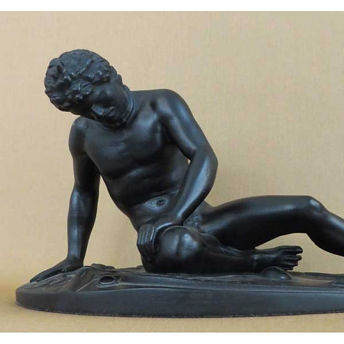 marble Wounded Gaul (black)