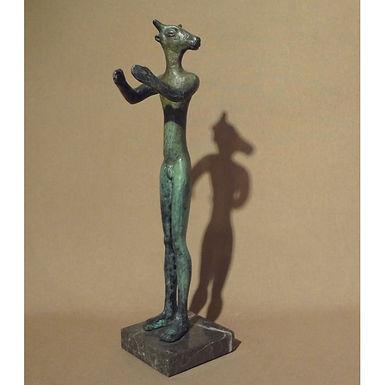 bronze Minotaur