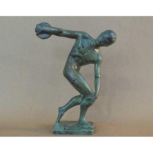 Myron's discus-thrower