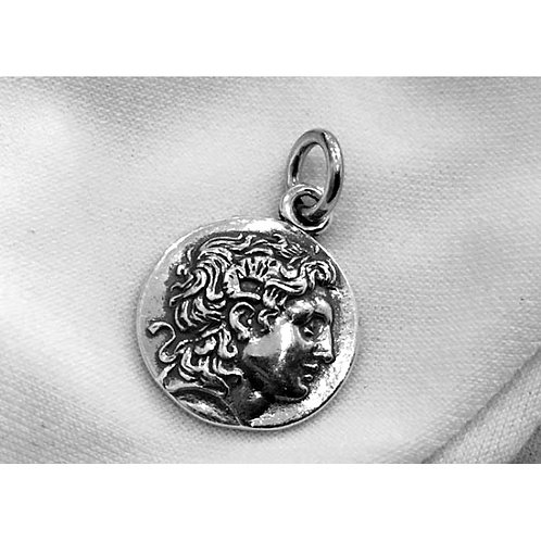 Alexander the Great, Athena with Nike coin pendant (mini)