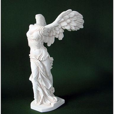 marble Nike of Samothrace