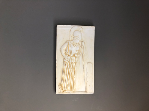 relief of Pensive Athena (small)