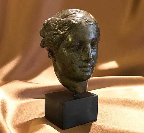 bronze Hygieia, goddess of health and wellbeing (mini)
