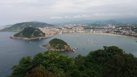 Baie de San Sebastian