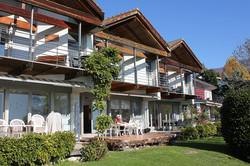 Ferienhaus mit Terrasse (Mitte)