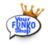 Logo Your Funko Shop