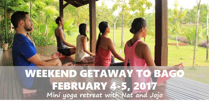 Yoga retreat in Bago Myanmar