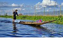 inle lake floating gardens