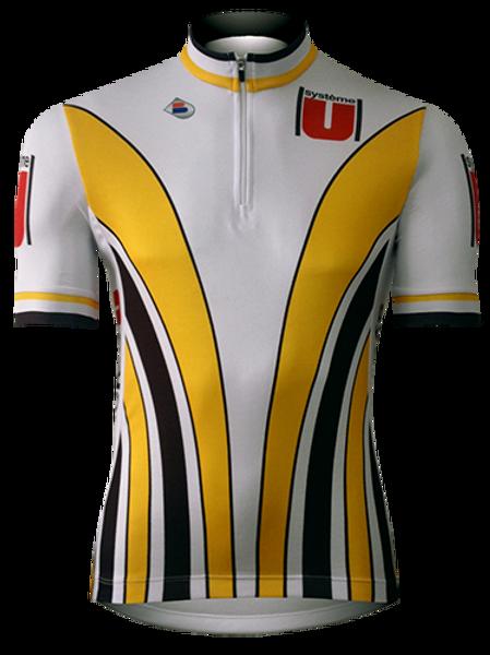 Camisa Ciclista Système U