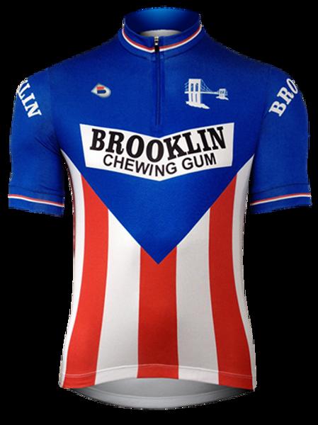 Camisa Ciclista Brooklin