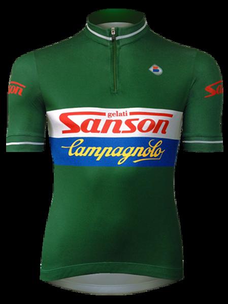 Camisa Ciclista Sanson Campagnolo