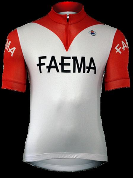Camisa Ciclista Faema