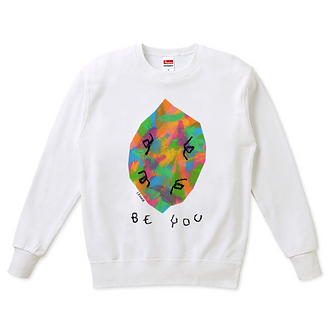 Be Colorful Be You Sweatshirt