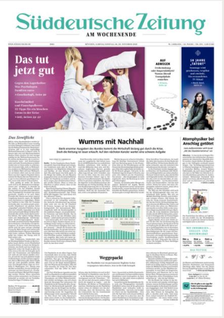 Portada Sueddeutsche Zeitung.PNG