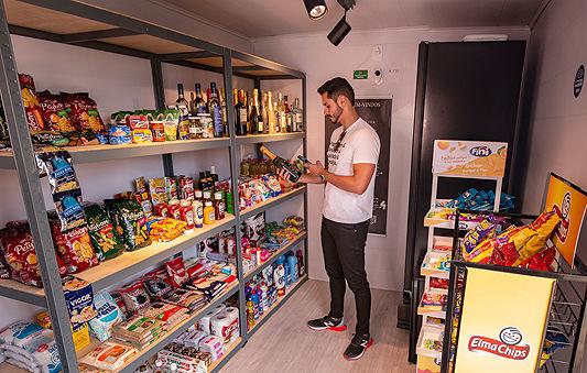 Ganha espaço nos condomínios o autoatendimento de varejo (Thiago Viana - Divulgação).jpg