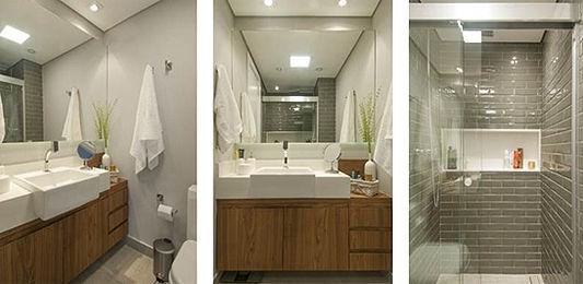Como ficam banheiros e lavabos com a oferta de imóveis menores 1 (Luis Gomes - Divulgação)