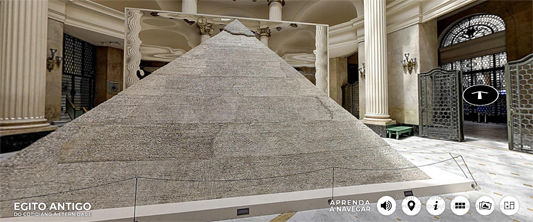 De casa, visite o Egito Antigo do Cotidi