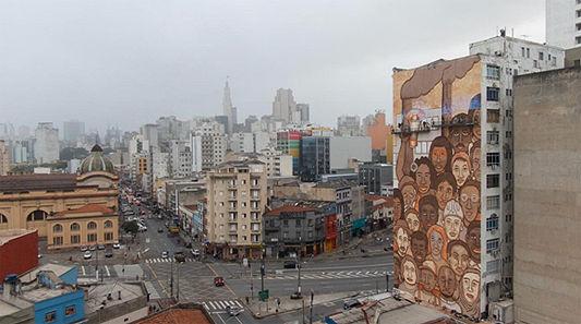 A arte de rua em SP ao alcance do seu ol