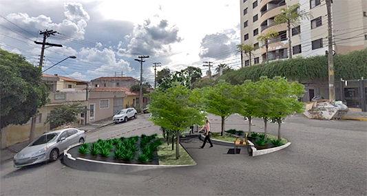 Projeto de arquitetos aponta para o fim de alagamentos na Mooca  (Divulgação).jpg