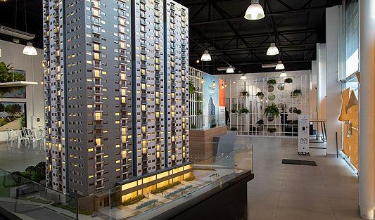 Projeto de condomínio vertical inteligen