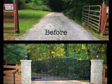 Custom Automatic Heavy Gates