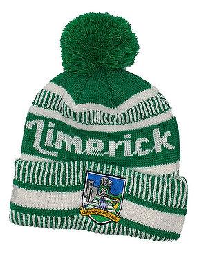 Limerick 1C Bobble Hat