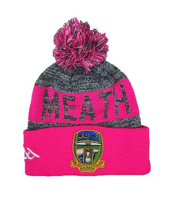 Meath Ladies Bobble Hat