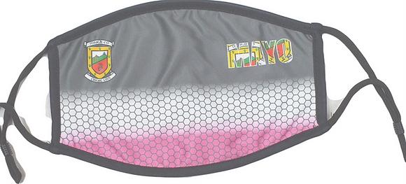 Mayo Pink Mask