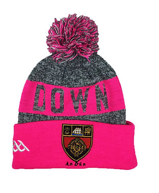 Down Ladies Bobble Hat
