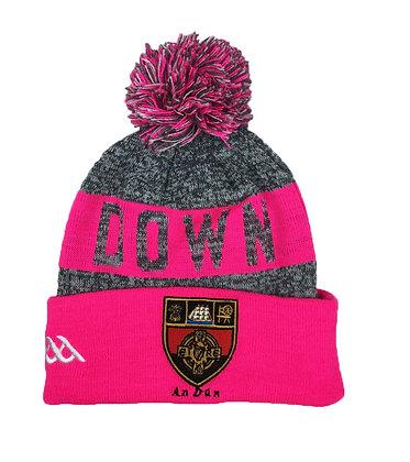 Down Ladies Bobble Hat