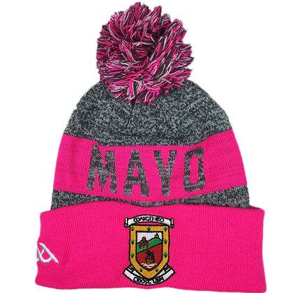 Mayo Ladies Bobble Hat