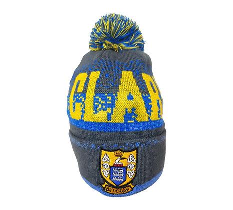 Clare Bobble Hat