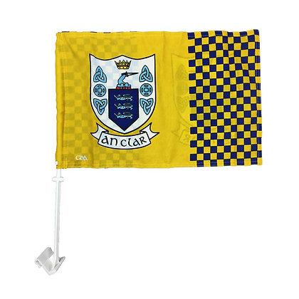 Clare Car Flag