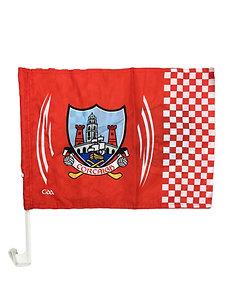 Cork Car Flag