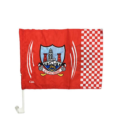 Cork Car Flag