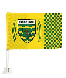 Donegal Car Flag