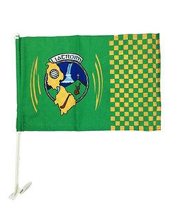 Leitrim Car Flag