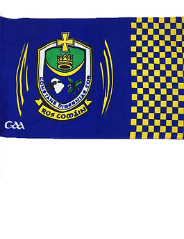 Roscommon Car Flag