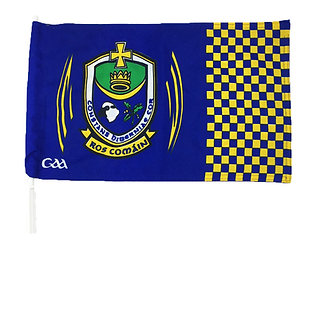 Roscommon Car Flag