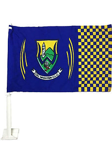 Wicklow Car Flag