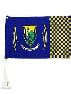 Wicklow Car Flag