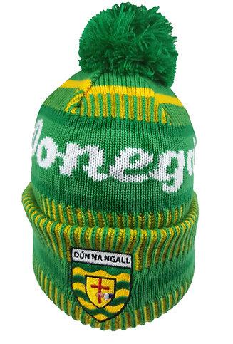 Donegal 1C Bobble Hat